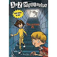A to Z mysteries:A to Z mysteries Collection 1-L3.8