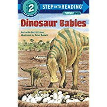 Step into reading:Dinosaur Babies L2.1