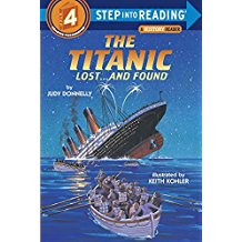 Step into reading:The Titanic Lost...and Found  L3.0