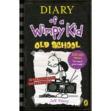 Diary of a Wimpy Kid book:Old School (Diary of a Wimpy Kid book 10)