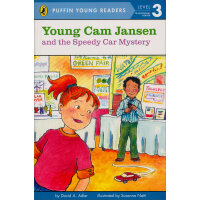 Cam Jansen:Young Cam Jansen and the Speedy Car Mystery  L2.8