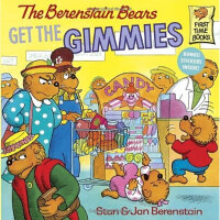 Berenstain Bears: Get the Gimmies  L3.6