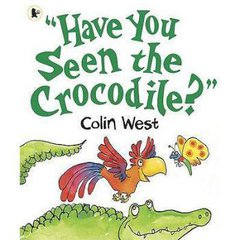"Reading Together:""Have you seen the crocodile?"""