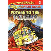 Magic School Bus:Voyage to the volcano  L4.5