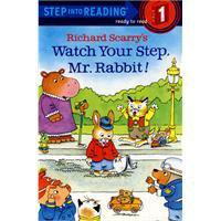 Richard Scarry's Watch Your Step, Mr. Rabbit!  L0.3