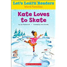 Word Family Readers:Kate loves to skate