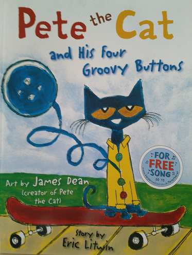 pete the cat and his four groovy buttons 1.8