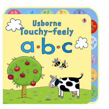 Touchy-feely ABC