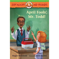 Judy moody:April Fools', Mr. Todd!  L3.3