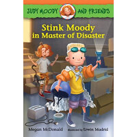 Judy moody:Stink Moody in Master of Disaster(5) L2.9