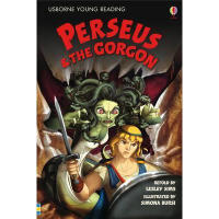 Usborne young reader:Perseus and the Gorgon L4.3