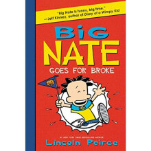 Big Nate: Big Nate Goes for Broke   L3.1