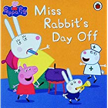 Miss Rabbit's Day Off
