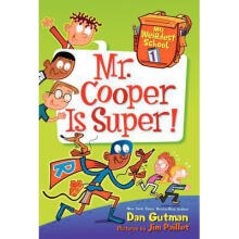My weird school:Mr. Cooper Is Super!  L3.8