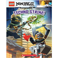 Lego Ninjago The Quest For The Crystal L3.3