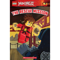 Lego Ninjago The Rescue Mission  L3.2