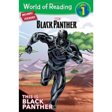 World of Reading: Black Panther: This is... L1.8