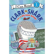 I  Can Read:Clark the Shark and the Big Book Report   L2.5