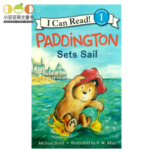 I  Can Read:Paddington sets sail  L2.0
