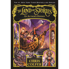 The Land of Stories:An Author's Odyssey  L5.9