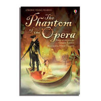 Usborne young reading:The phantom of the opera   L3.6
