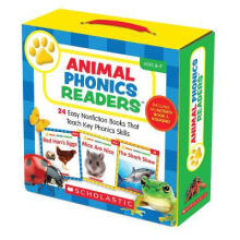 Animal Phonics Readers:  Easy Nonfiction...