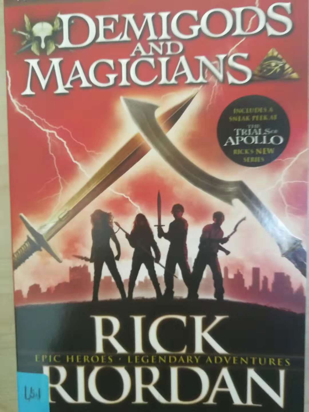 Demigods and magicians   5.1