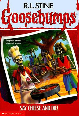 Goosebumps:Say Cheese and Die! Goosebumps L3.9