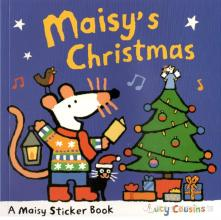 Maisy:Maisy's Christmas Sticker Book