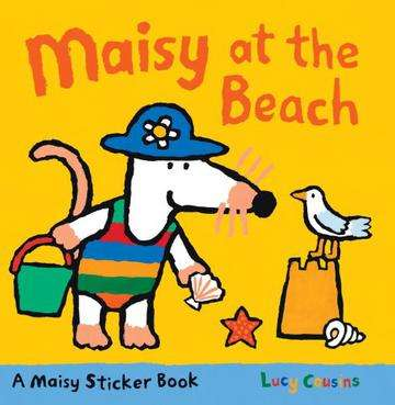 Maisy:Maisy at the Beach Sticker Book
