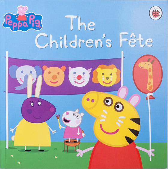 Peppa pig:The Children's Fete