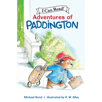 I Can Read:Adventures of Paddington