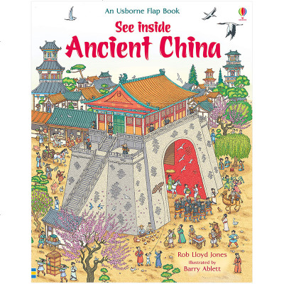 See Inside:Ancient China