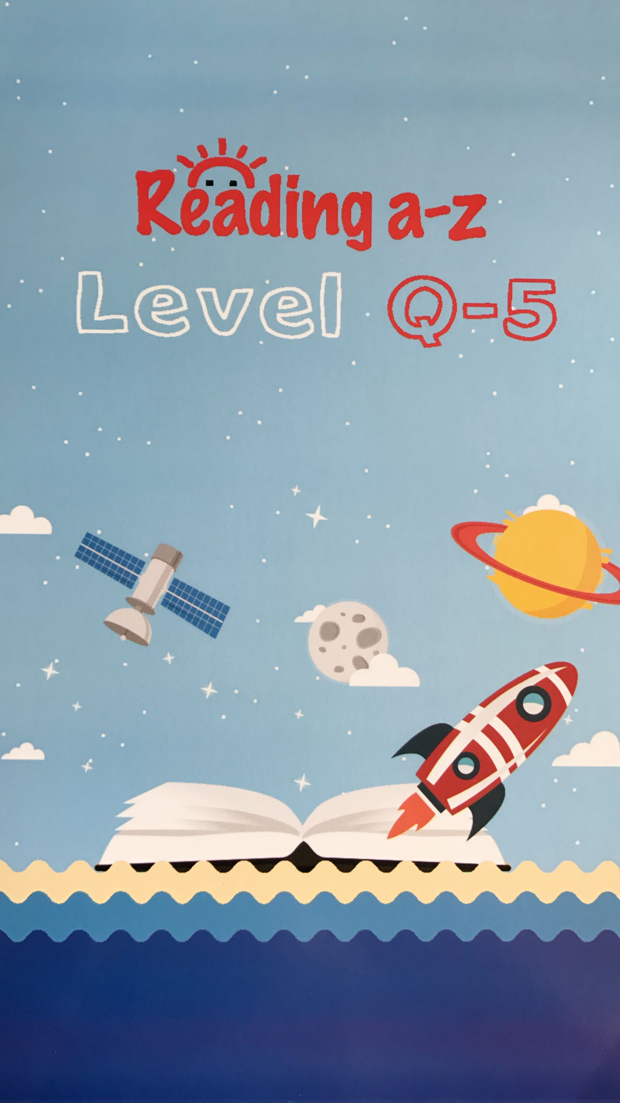 Reading A-Z Level Q-5