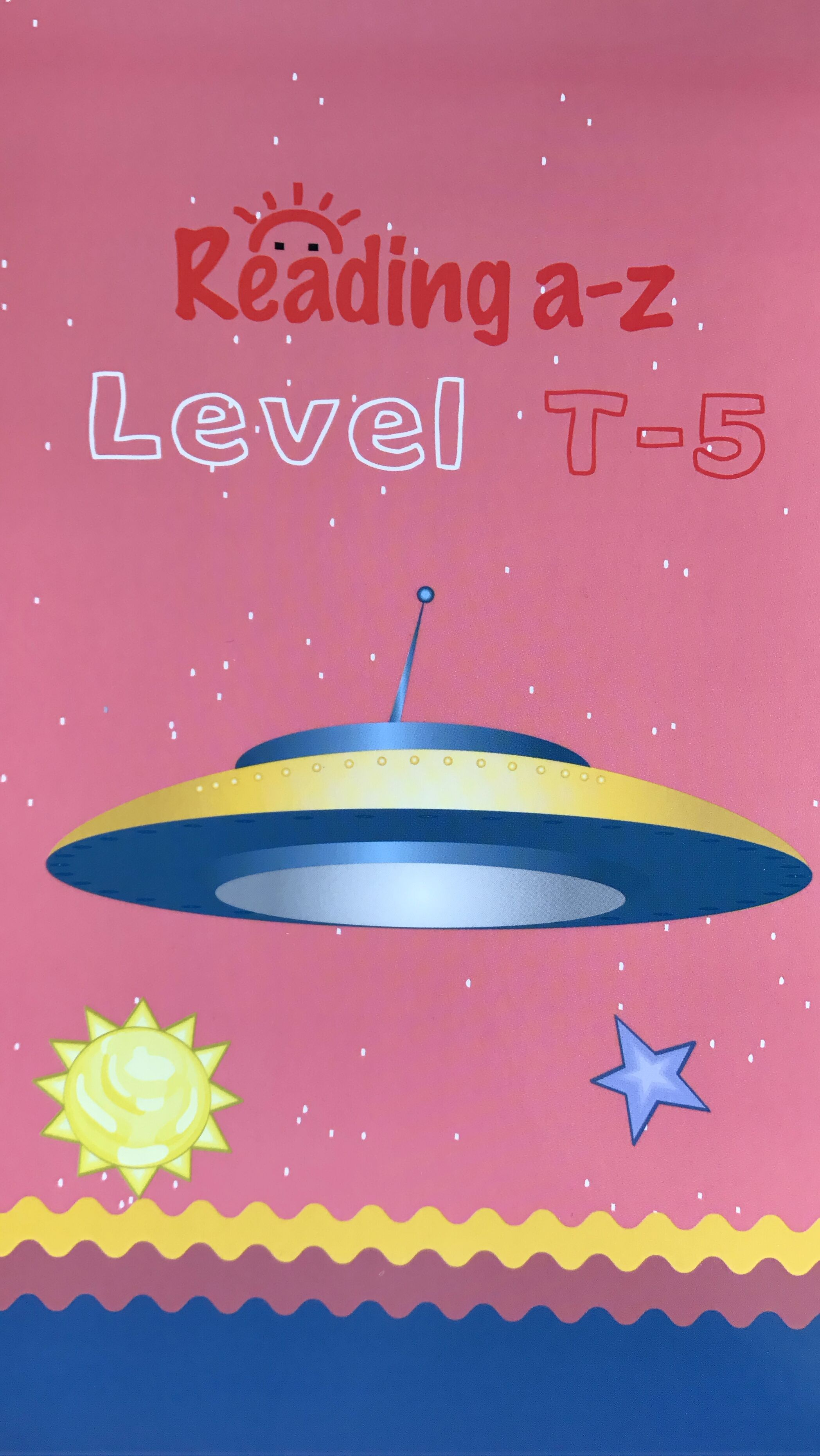 Reading A-Z Level T-5