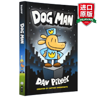Dog Man  Dav Pilkey