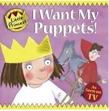 Little Princess:I want my puppets!