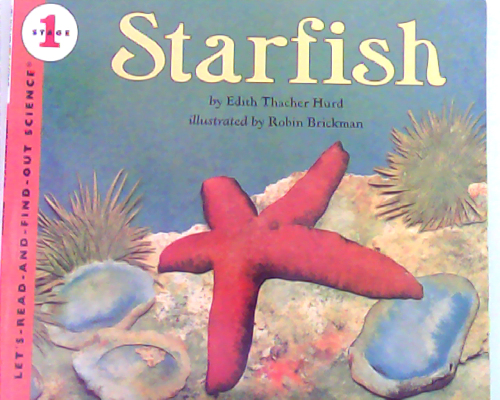 Let's read and find out science:Starfish  L2.3