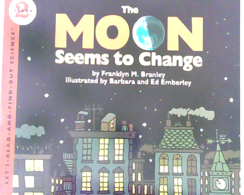 Let's read and find out science:The Moon Seems to Change  L3.1